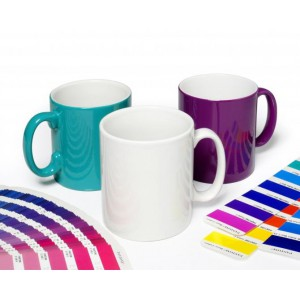 Durham ColourCoat Mug